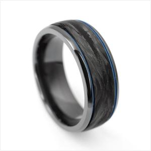 Carbon Fiber & Zirconium