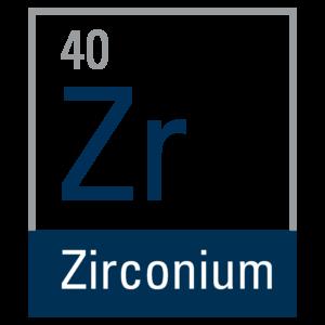 What is zirconium made of? Many metals make up zirconium